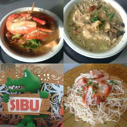 Sibu noodles