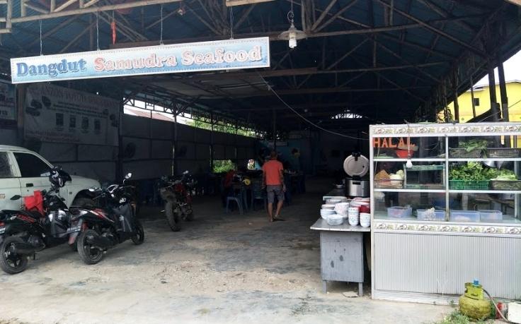 Sambas seafood